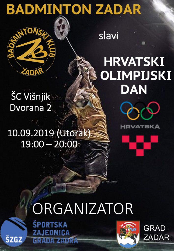 Hrvatski Olimpijski Dan 2019