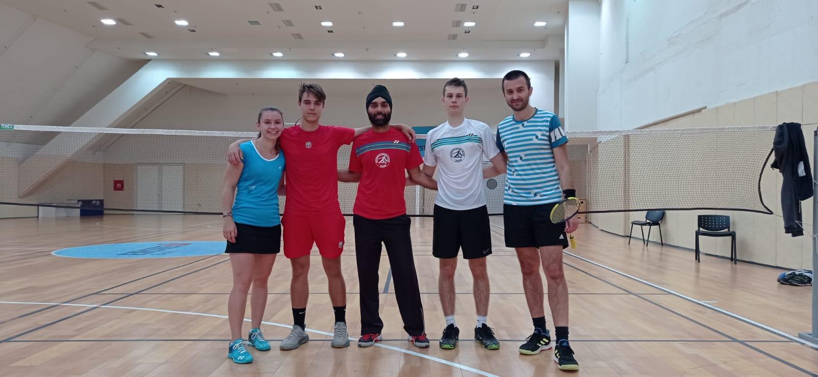 badminton paris zadar